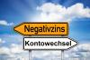 Verbraucher lehnen Negativzins auf Girokonten ab